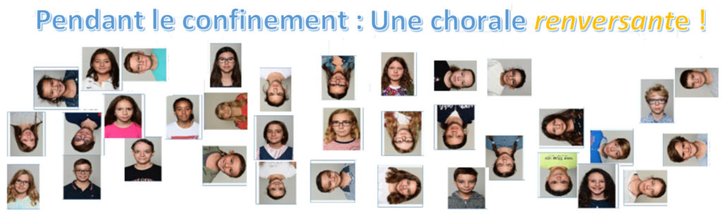 Chorale pendant le confinement